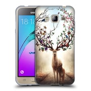 "OFFICIAL JONAS ""JOJOESART"" JODICKE WILDLIFE Seasons Soft Gel Case for Samsung Galaxy J3 (C_1B6_1DBD3)"