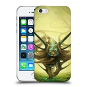 "OFFICIAL JONAS ""JOJOESART"" JODICKE BIG CATS God Of Evanescence Soft Gel Case for Apple iPhone 5 / 5s / SE (C_D_1DBBC)"