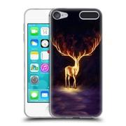 "OFFICIAL JONAS ""JOJOESART"" JODICKE WILDLIFE Firewalker Soft Gel Case for Apple iPod Touch 6G 6th Gen (C_157_1DBCE)"