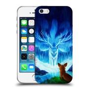 "OFFICIAL JONAS ""JOJOESART"" JODICKE WILDLIFE Wisdom Soft Gel Case for Apple iPhone 5 / 5s / SE (C_D_1DBD4)"