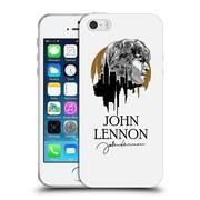 OFFICIAL JOHN LENNON KEY ART Collage Soft Gel Case for Apple iPhone 7 Plus (C_1FA_1ABE3)