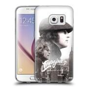 OFFICIAL JOHN LENNON FAN ART Livin' For Today Soft Gel Case for Apple iPhone 7 (C_1F9_1BA76)