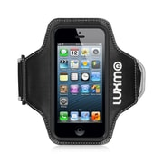 Insten Sports Armband Fusion Case Phone Holder Sportband Pouch For iPhone 5 5S SE - Black