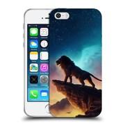 "OFFICIAL JONAS ""JOJOESART"" JODICKE BIG CATS Free Like A Bird Soft Gel Case for Apple iPhone 5 / 5s / SE (C_D_1DBBB)"