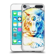"OFFICIAL JONAS ""JOJOESART"" JODICKE BIG CATS Inner Balance Soft Gel Case for Apple iPod Touch 6G 6th Gen (C_157_1DBBD)"