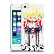 "OFFICIAL JONAS ""JOJOESART"" JODICKE BIG CATS Fading Soft Gel Case for Apple iPhone 5 / 5s / SE (C_D_1DBB9)"