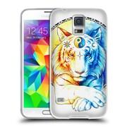 "OFFICIAL JONAS ""JOJOESART"" JODICKE BIG CATS Inner Balance Soft Gel Case for Samsung Galaxy S5 / S5 Neo (C_AB_1DBBD)"