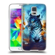 "OFFICIAL JONAS ""JOJOESART"" JODICKE BIG CATS Tiger Fish Soft Gel Case for Samsung Galaxy S5 / S5 Neo (C_AB_1DBC0)"