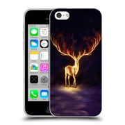 "OFFICIAL JONAS ""JOJOESART"" JODICKE WILDLIFE Firewalker Soft Gel Case for Apple iPhone 5c (C_E_1DBCE)"
