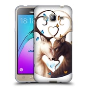 "OFFICIAL JONAS ""JOJOESART"" JODICKE WILDLIFE Circle Of Life Soft Gel Case for Samsung Galaxy J3 (C_1B6_1DBC9)"