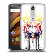 "OFFICIAL JONAS ""JOJOESART"" JODICKE BIG CATS Fading Soft Gel Case for DROID Turbo 2 / X Force (C_1C3_1DBB9)"