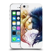 """OFFICIAL JONAS """"JOJOESART"""" JODICKE BIG CATS Day And Night Soft Gel Case for Apple iPhone 5 / 5s / SE (C_D_1DBB8)"""