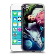 "OFFICIAL JONAS ""JOJOESART"" JODICKE FICTION Spirited Away Soft Gel Case for Apple iPod Touch 6G 6th Gen (C_157_1DBC6)"