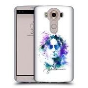 OFFICIAL JOHN LENNON KEY ART Collage Soft Gel Case for Samsung Galaxy S7 edge (C_1BA_1ABE3)