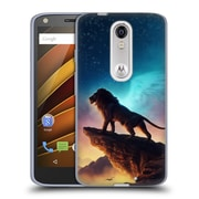 "OFFICIAL JONAS ""JOJOESART"" JODICKE BIG CATS Free Like A Bird Soft Gel Case for DROID Turbo 2 / X Force (C_1C3_1DBBB)"