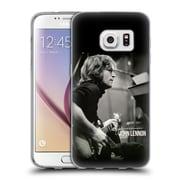 OFFICIAL JOHN LENNON KEY ART Guitar Soft Gel Case for Samsung Galaxy On5 (C_1B7_1BA73)