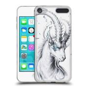 "OFFICIAL JONAS ""JOJOESART"" JODICKE WILDLIFE Capricorn Soft Gel Case for Apple iPod Touch 6G 6th Gen (C_157_1DBC8)"