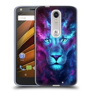 "OFFICIAL JONAS ""JOJOESART"" JODICKE BIG CATS Firstborn Soft Gel Case for DROID Turbo 2 / X Force (C_1C3_1DBBA)"