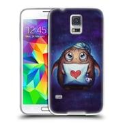 "OFFICIAL JONAS ""JOJOESART"" JODICKE FICTION Cute Monster Soft Gel Case for Samsung Galaxy S5 / S5 Neo (C_AB_1DBC1)"