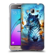 "OFFICIAL JONAS ""JOJOESART"" JODICKE BIG CATS Tiger Fish Soft Gel Case for Samsung Galaxy J3 (C_1B6_1DBC0)"