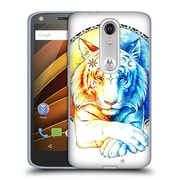 "OFFICIAL JONAS ""JOJOESART"" JODICKE BIG CATS Inner Balance Soft Gel Case for DROID Turbo 2 / X Force (C_1C3_1DBBD)"