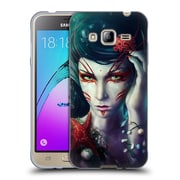 "OFFICIAL JONAS ""JOJOESART"" JODICKE FICTION The Deep Is Mine Soft Gel Case for Samsung Galaxy J3 (C_1B6_1DBC7)"