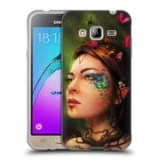 "OFFICIAL JONAS ""JOJOESART"" JODICKE FICTION Gaia Soft Gel Case for Samsung Galaxy J3 (C_1B6_1DBC2)"