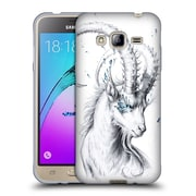 "OFFICIAL JONAS ""JOJOESART"" JODICKE WILDLIFE Capricorn Soft Gel Case for Samsung Galaxy J3 (C_1B6_1DBC8)"