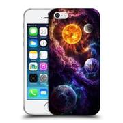 "OFFICIAL JONAS ""JOJOESART"" JODICKE FICTION Plan Of Salvation Soft Gel Case for Apple iPhone 5 / 5s / SE (C_D_1DBC4)"