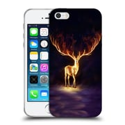 "OFFICIAL JONAS ""JOJOESART"" JODICKE WILDLIFE Firewalker Soft Gel Case for Apple iPhone 5 / 5s / SE (C_D_1DBCE)"