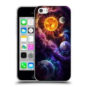 "OFFICIAL JONAS ""JOJOESART"" JODICKE FICTION Plan Of Salvation Soft Gel Case for Apple iPhone 5c (C_E_1DBC4)"
