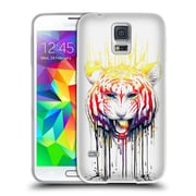 "OFFICIAL JONAS ""JOJOESART"" JODICKE BIG CATS Fading Soft Gel Case for Samsung Galaxy S5 / S5 Neo (C_AB_1DBB9)"