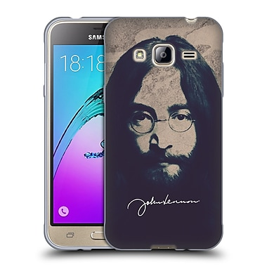 OFFICIAL JOHN LENNON FAN ART Imagine Soft Gel Case for Samsung Galaxy On5 (C_1B7_1ABF3)