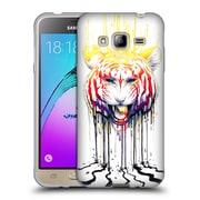 "OFFICIAL JONAS ""JOJOESART"" JODICKE BIG CATS Fading Soft Gel Case for Samsung Galaxy J3 (C_1B6_1DBB9)"