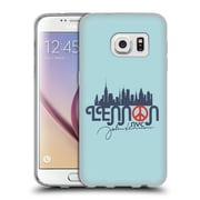 OFFICIAL JOHN LENNON KEY ART City Line Soft Gel Case for Samsung Galaxy S7