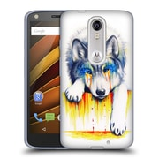 "OFFICIAL JONAS ""JOJOESART"" JODICKE WILDLIFE Drowning In Tears Soft Gel Case for DROID Turbo 2 / X Force (C_1C3_1DBCA)"