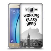 OFFICIAL JOHN LENNON VECTOR Hero Soft Gel Case for Samsung Galaxy On5