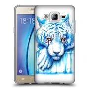 "OFFICIAL JONAS ""JOJOESART"" JODICKE BIG CATS Blue Tears Soft Gel Case for Samsung Galaxy On5 (C_1B7_1DBB7)"