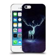 """OFFICIAL JONAS """"JOJOESART"""" JODICKE WILDLIFE Nightbringer Soft Gel Case for Apple iPhone 5 / 5s / SE (C_D_1DBD1)"""