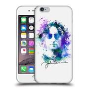 OFFICIAL JOHN LENNON KEY ART Splatter Soft Gel Case for Apple iPhone 6 / 6s