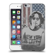 OFFICIAL JOHN LENNON KEY ART Peace Soft Gel Case for Apple iPhone 7 (C_1F9_1ABE5)