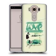 OFFICIAL JOHN LENNON FAN ART Love Soft Gel Case for LG V10