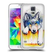 "OFFICIAL JONAS ""JOJOESART"" JODICKE WILDLIFE Drowning In Tears Soft Gel Case for Samsung Galaxy S5 / S5 Neo (C_AB_1DBCA)"
