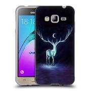 "OFFICIAL JONAS ""JOJOESART"" JODICKE WILDLIFE Nightbringer Soft Gel Case for Samsung Galaxy J3 (C_1B6_1DBD1)"