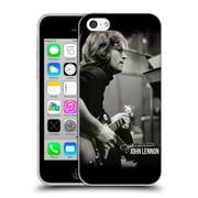 OFFICIAL JOHN LENNON FAN ART Imagine City Soft Gel Case for Apple iPhone 7 (C_1F9_1BA75)