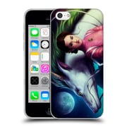 "OFFICIAL JONAS ""JOJOESART"" JODICKE FICTION Spirited Away Soft Gel Case for Apple iPhone 5c (C_E_1DBC6)"