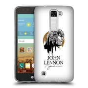 OFFICIAL JOHN LENNON KEY ART Flower Eye Soft Gel Case for Motorola Moto G4 Play (C_1FB_1ABF0)