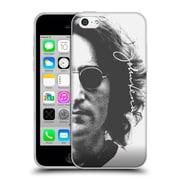 OFFICIAL JOHN LENNON KEY ART Guitar Soft Gel Case for Apple iPhone 7 Plus (C_1FA_1BA73)