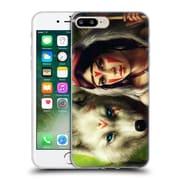 "OFFICIAL JONAS ""JOJOESART"" JODICKE FICTION Princess Mononoke Soft Gel Case for Apple iPhone 7 Plus (C_1FA_1DBC5)"