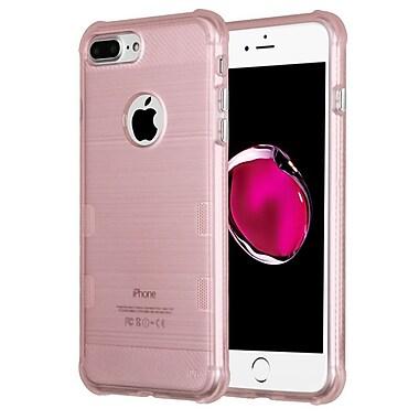 Insten Tuff Gel Case For Apple iPhone 7 Plus - Rose Gold